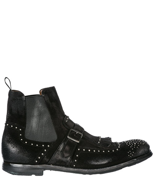 Ankle boots Church's shanghai etg0049fxf0aab nero
