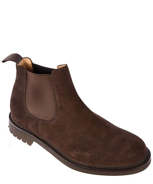 Bottines demi-bottes homme en daim mccarthy secondary image