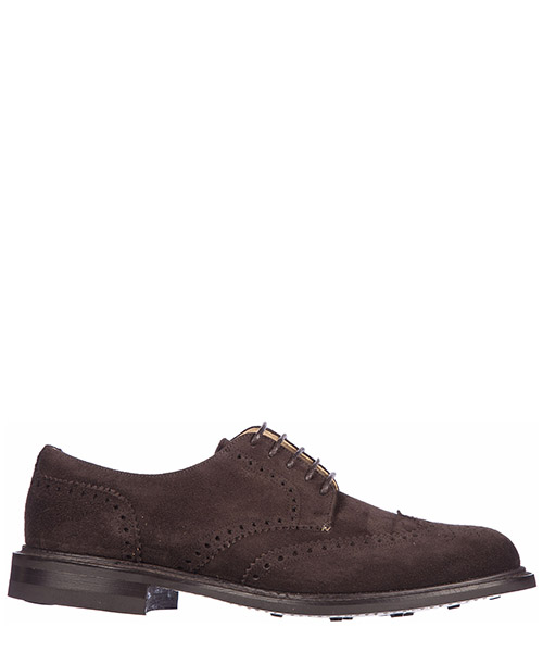Brogues Church's NewArk 6201 50 marrone