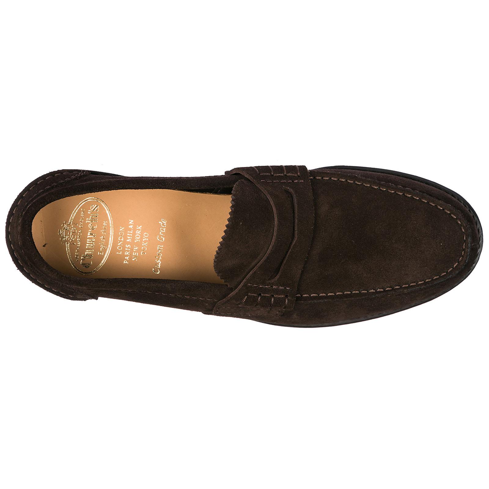 Men's suede loafers moccasins pembrey