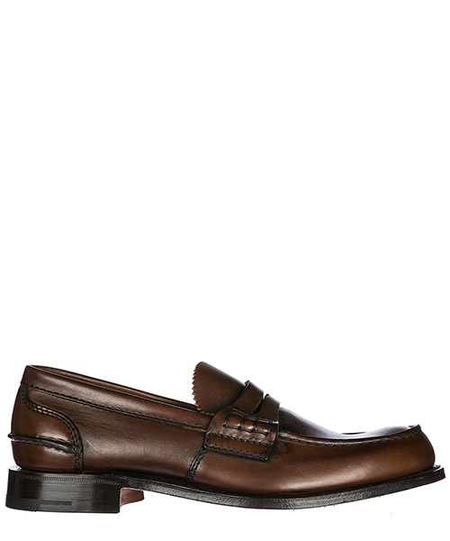 Mocasines Church's PEMBREYF0ACL cognac