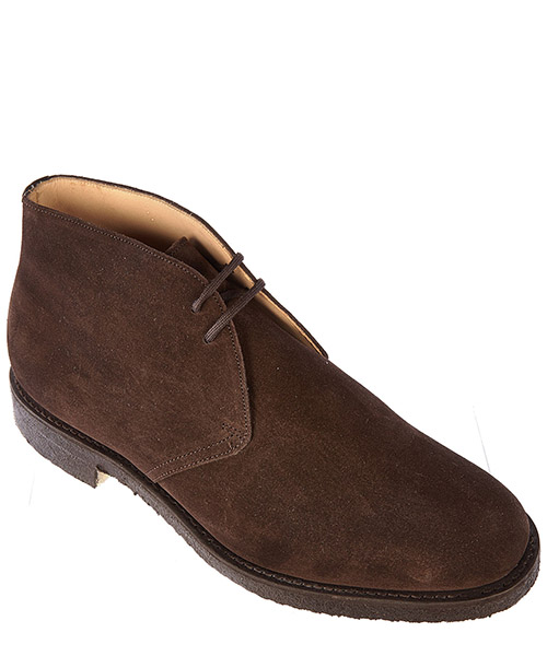 Bottines demi-bottes homme en daim ryder secondary image