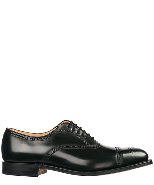 Lace up shoes Church's Toronto TORONTO F0AAB black