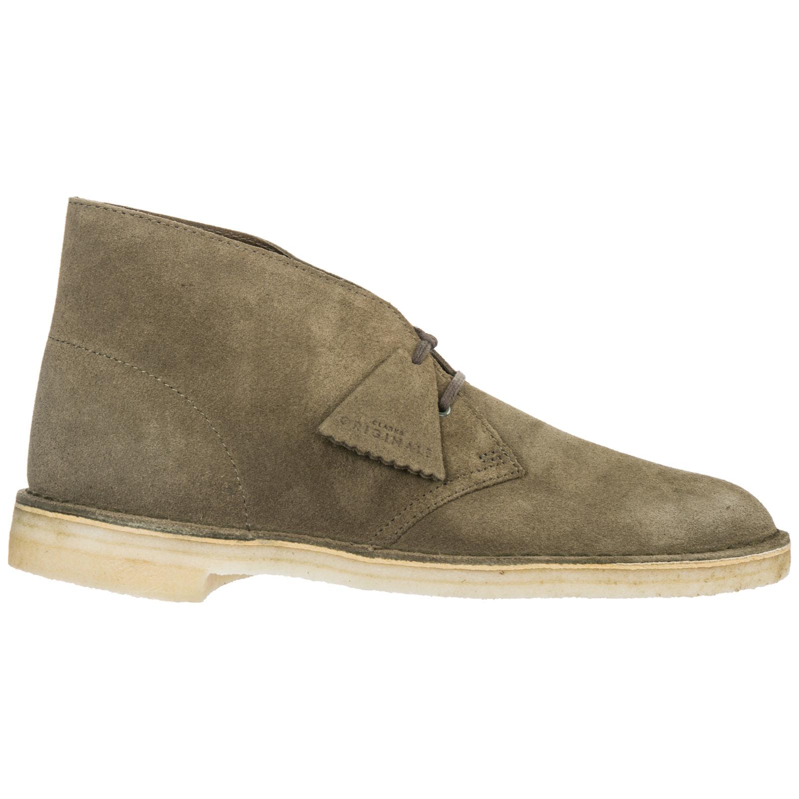 b840b6c49451fd Desert boots Clarks Desert boot DESERTBOOTM29OLI olive | FRMODA.com