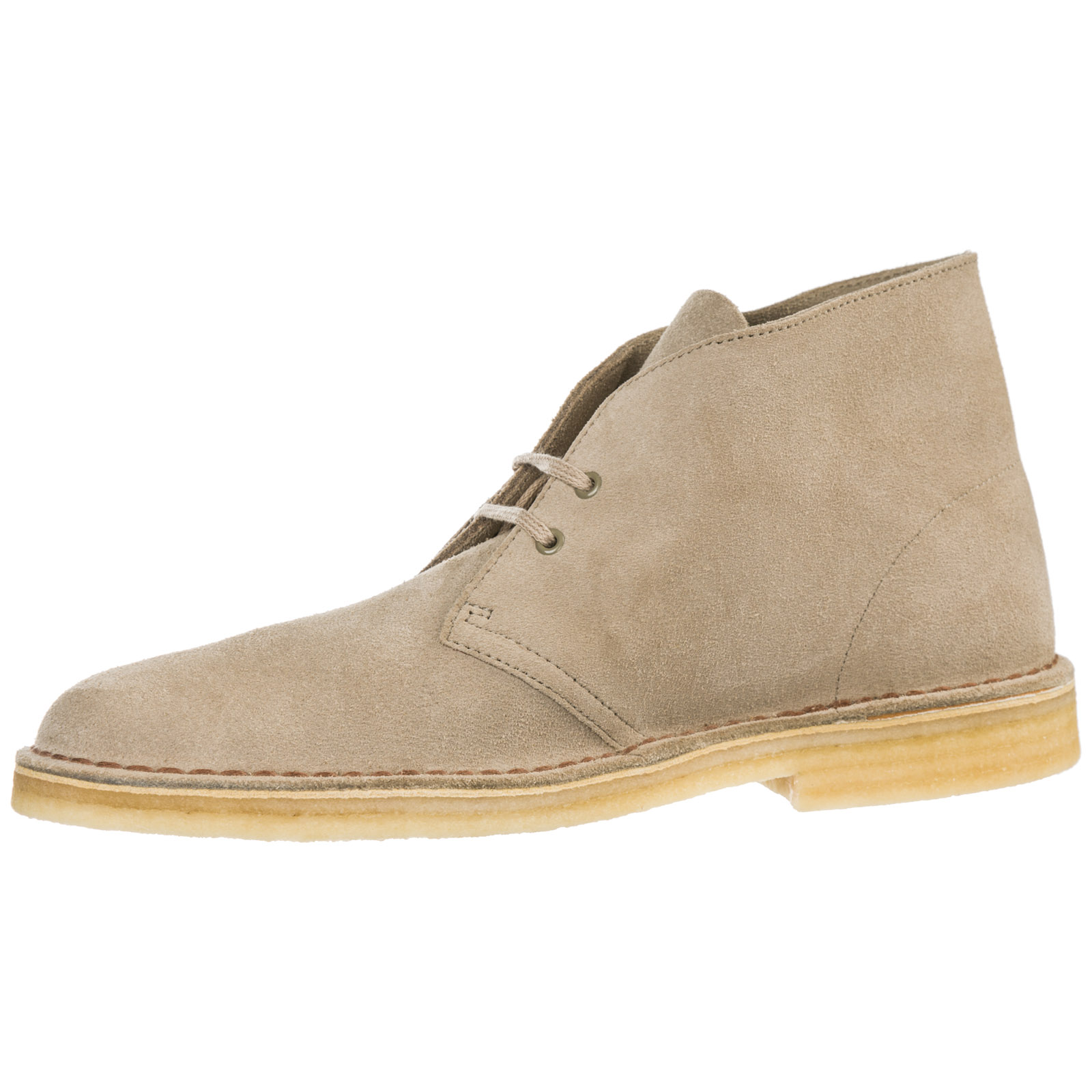 Men's suede desert boots lace up ankle boots desert