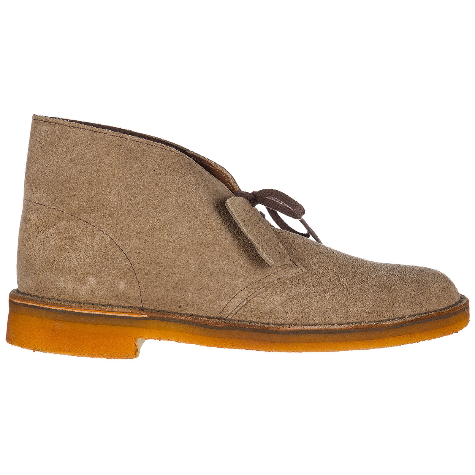 Men's suede desert boots lace up ankle boots