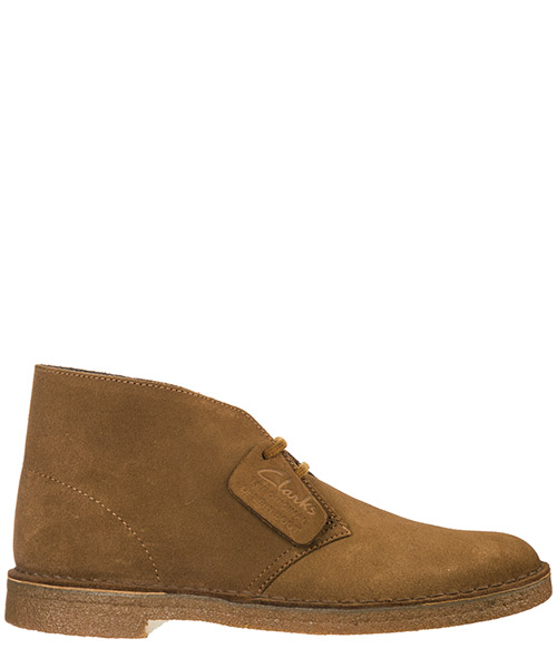 Bottines Clarks Desert boot DESERTBOOTM29COL cola