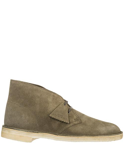 Bottines Clarks Desert boot DESERTBOOTM29OLI olive