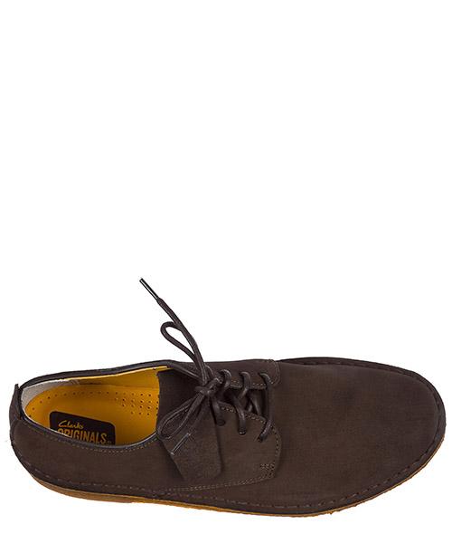 Chaussures à lacets classiques homme en daim secondary image