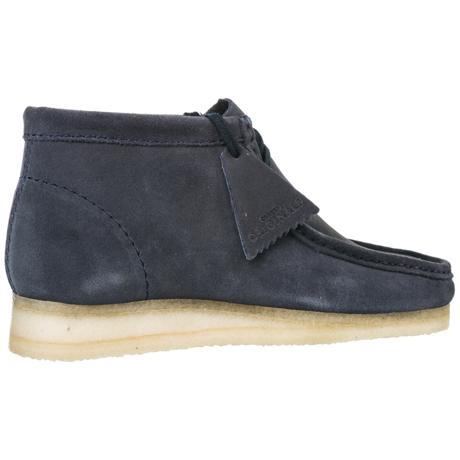 Men's suede desert boots lace up ankle boots wallabee
