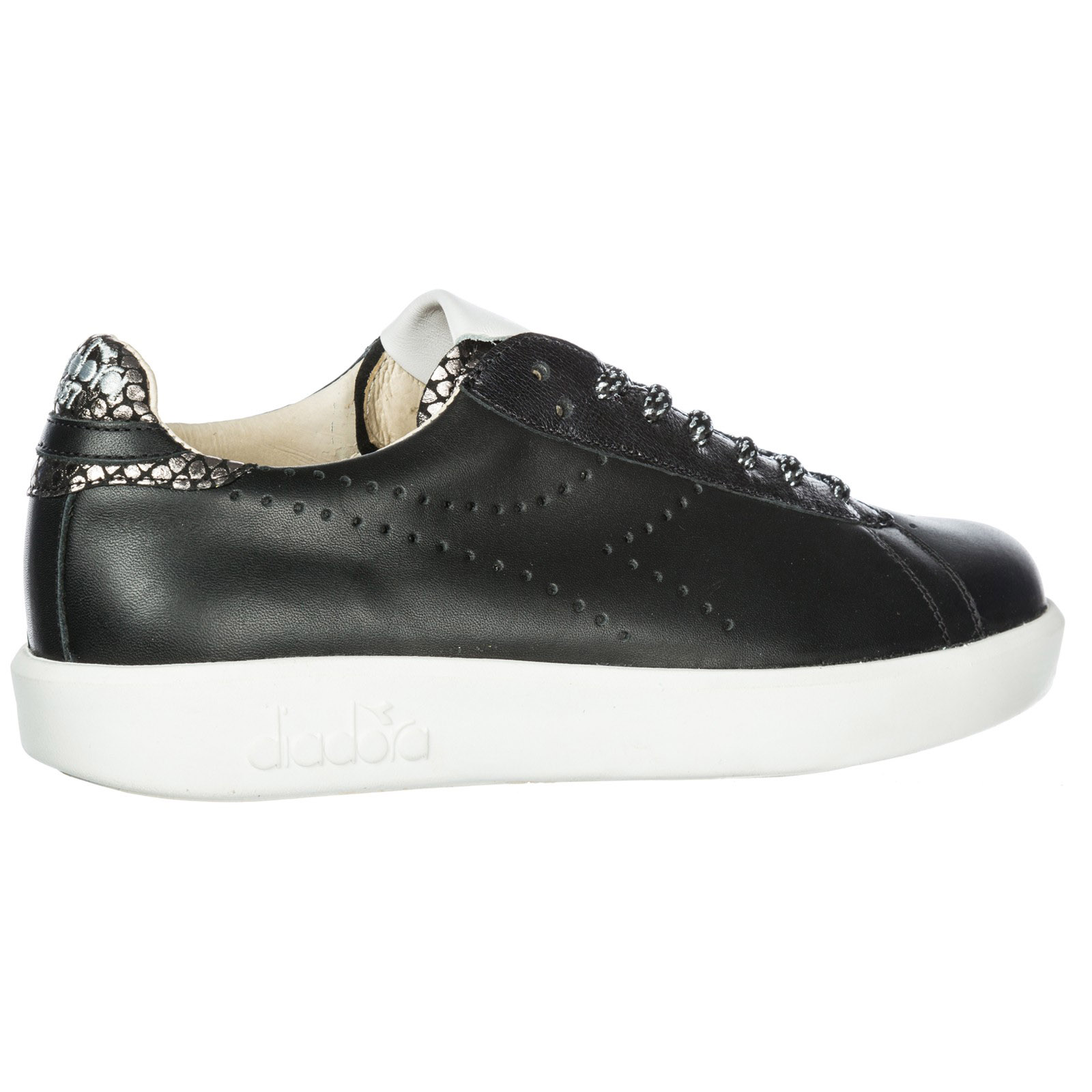 Scarpe sneakers donna in pelle game h