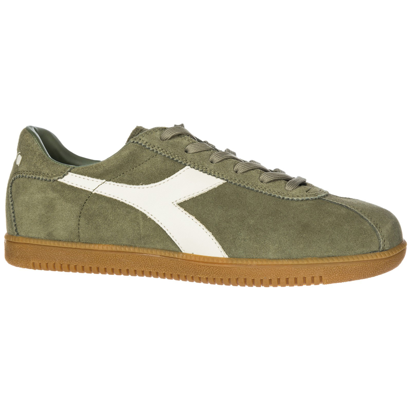 172302 White Burnt Green Sneakers Olive Diadora 501 BtxorChQsd