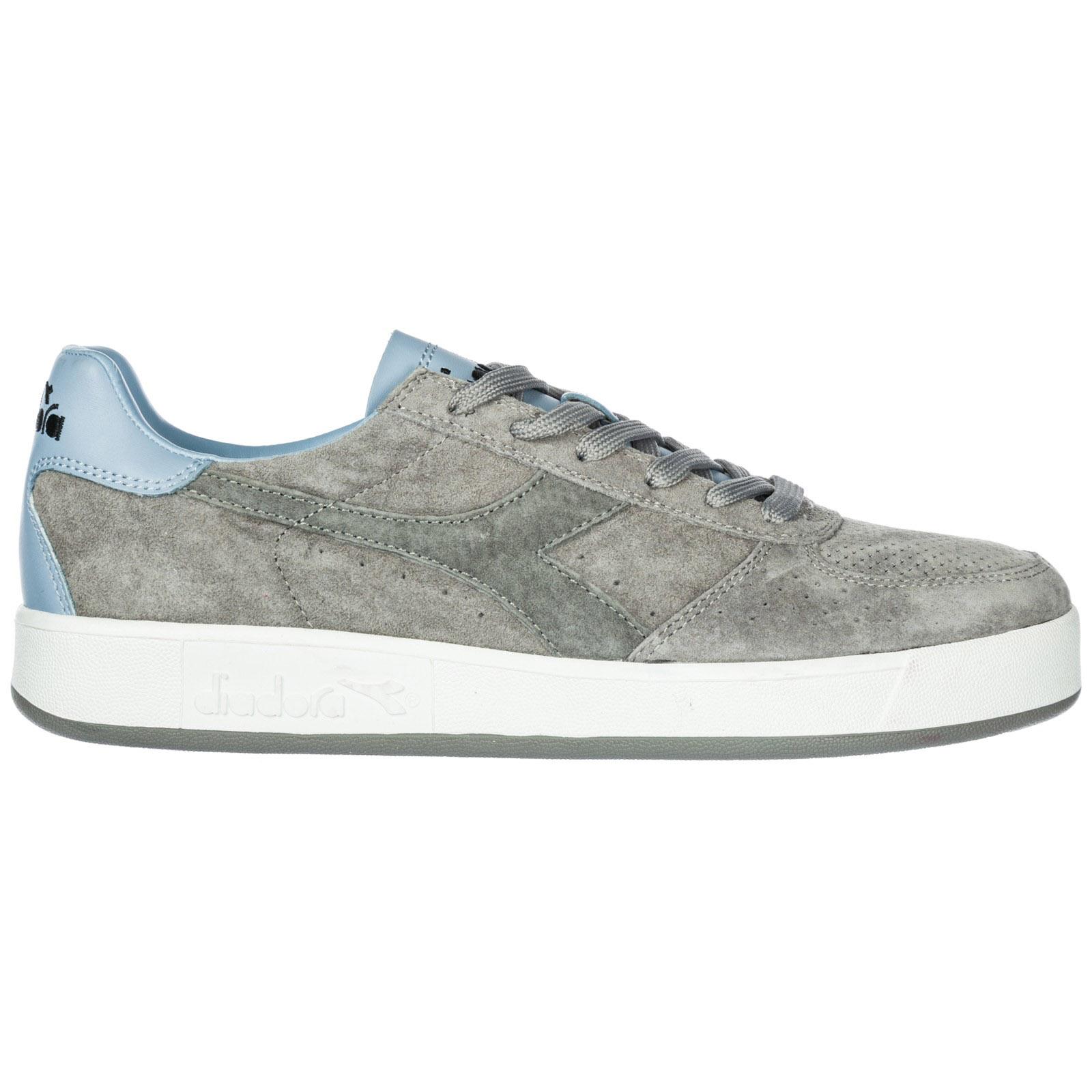 379c8b3b Men's shoes suede trainers sneakers b elite premium