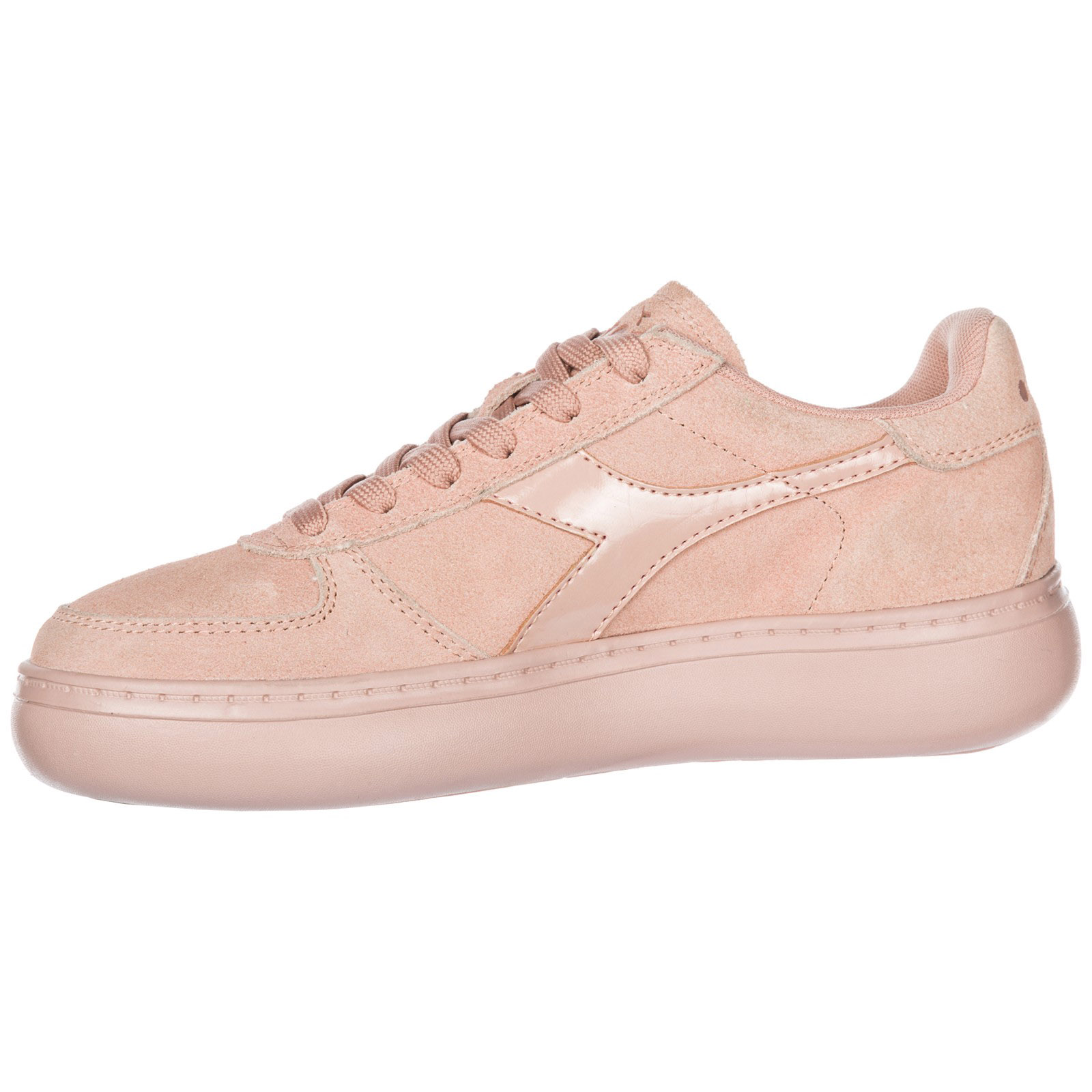 8348e530e5 Women's shoes suede trainers sneakers b. elite wide