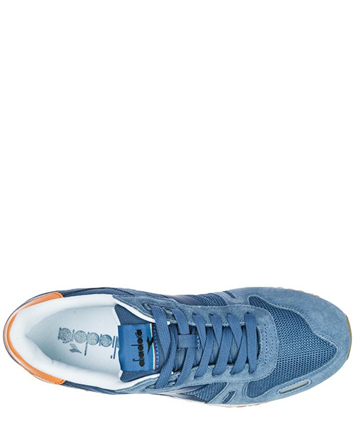Scarpe sneakers uomo camoscio titan ii secondary image