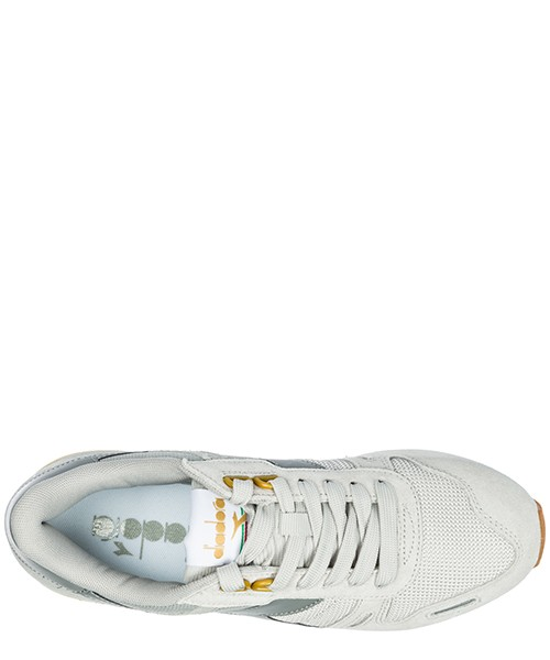 Chaussures baskets sneakers femme en daim titan ii w secondary image