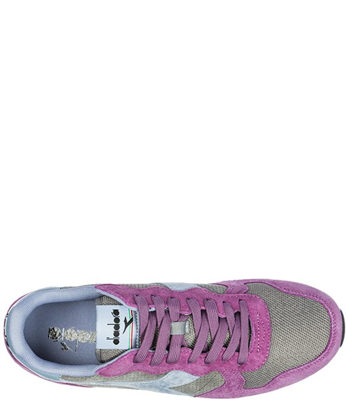 Chaussures baskets sneakers homme en daim tornado secondary image