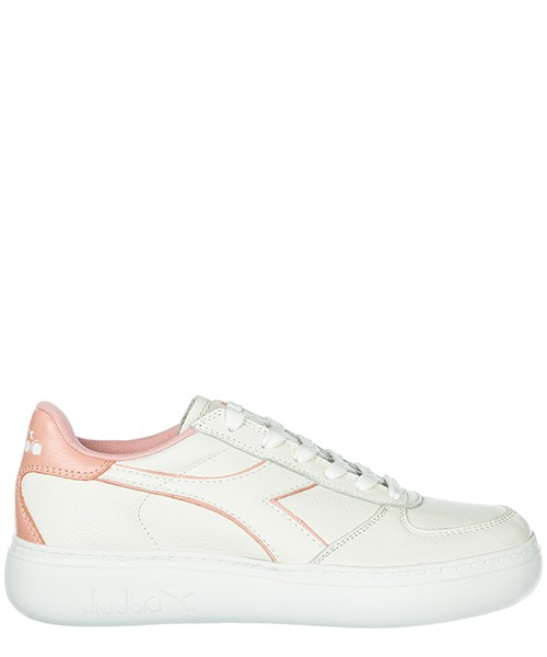 Basket Diadora 501.173733 white / dusty pink