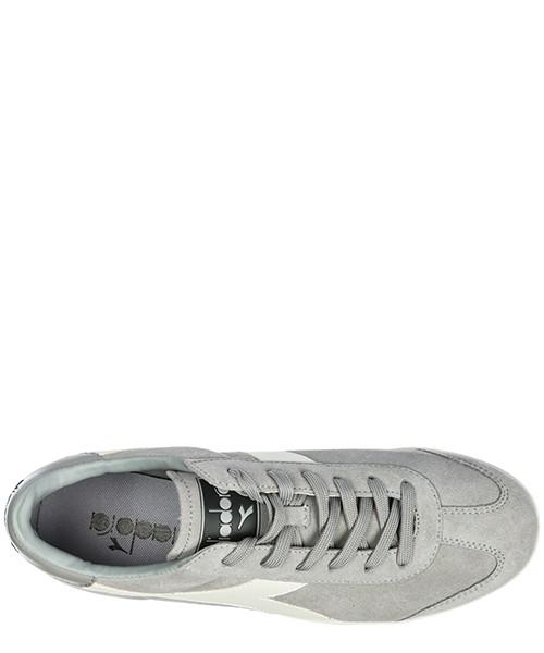 Men's shoes suede trainers sneakers squash elite secondary image