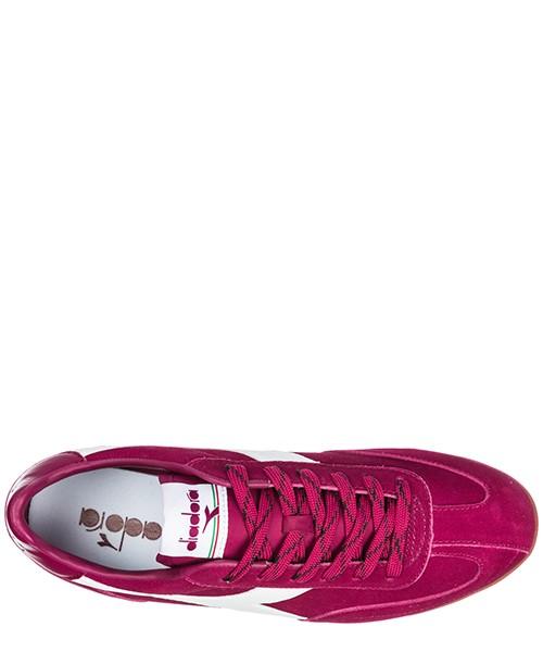 Men's shoes suede trainers sneakers birmingham ii secondary image