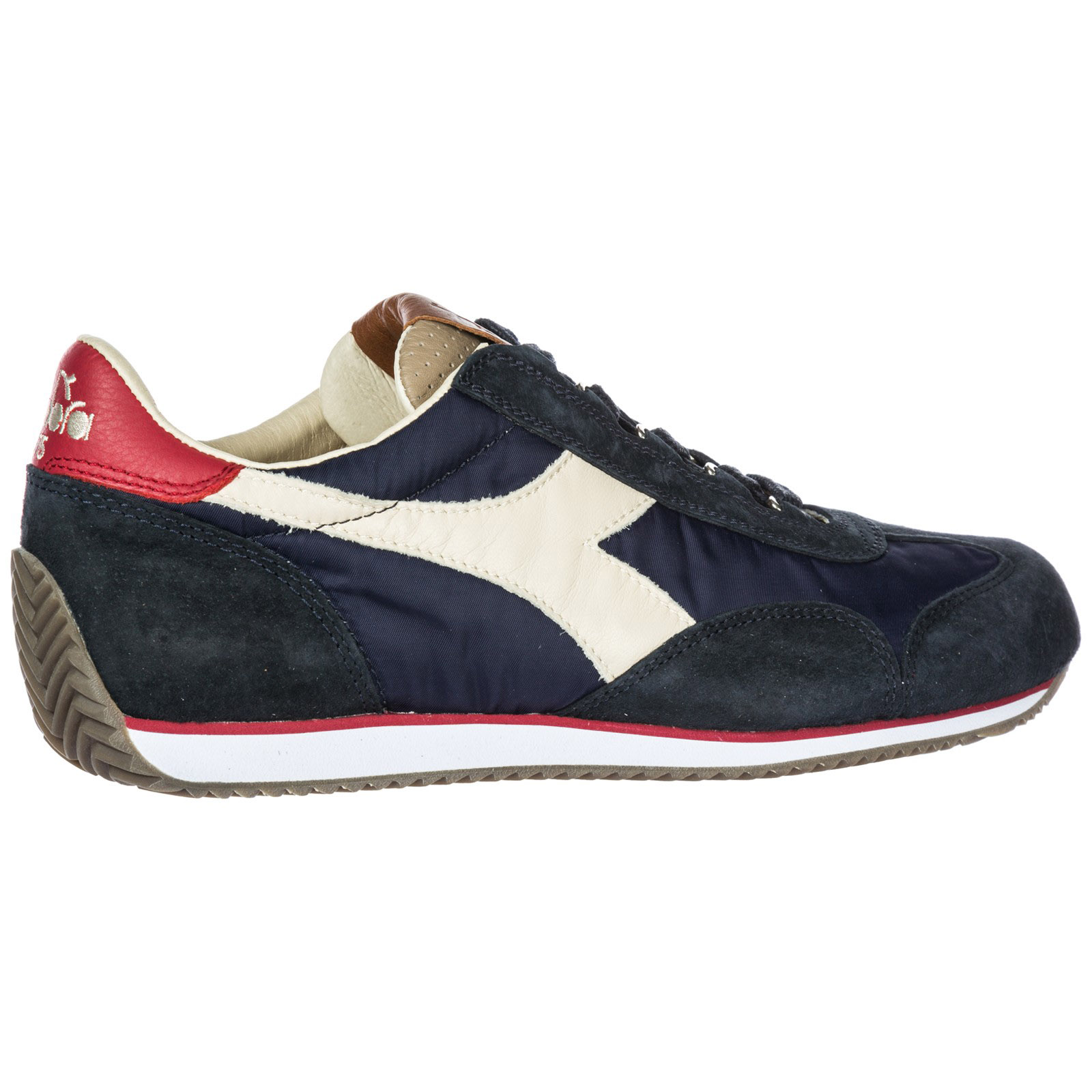 Men's shoes suede trainers sneakers equipe ita