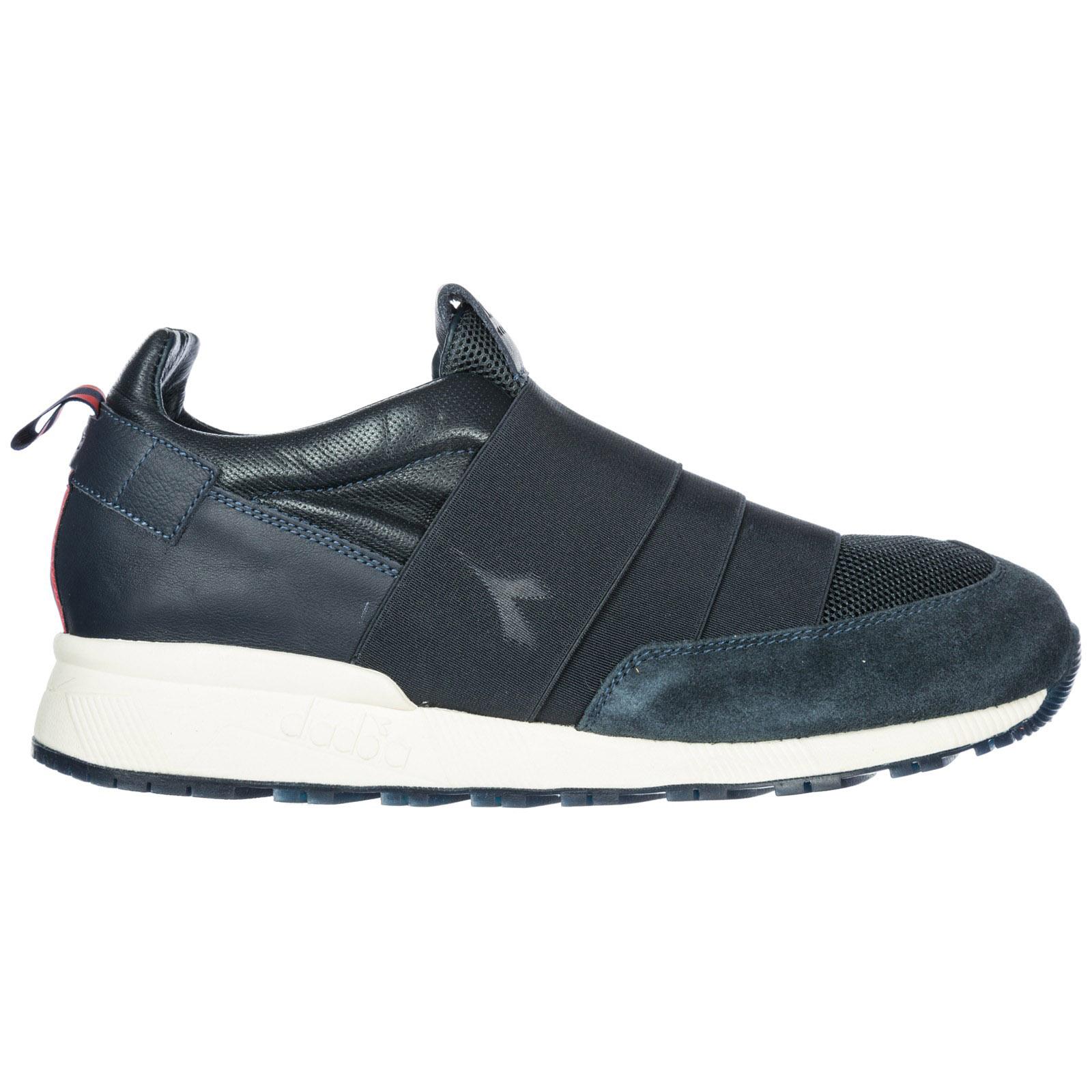 Slip on uomo in pelle sneakers n9000 h