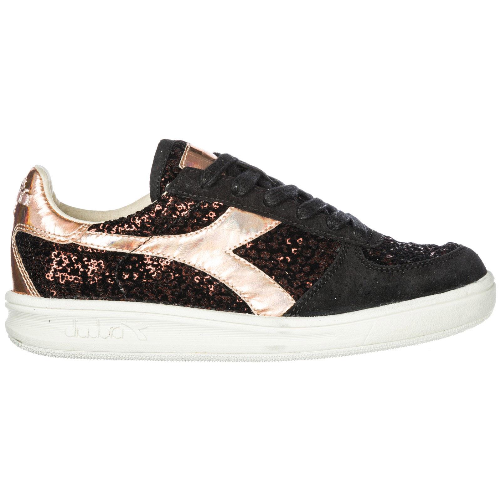 Scarpe sneakers donna in pelle b. elite