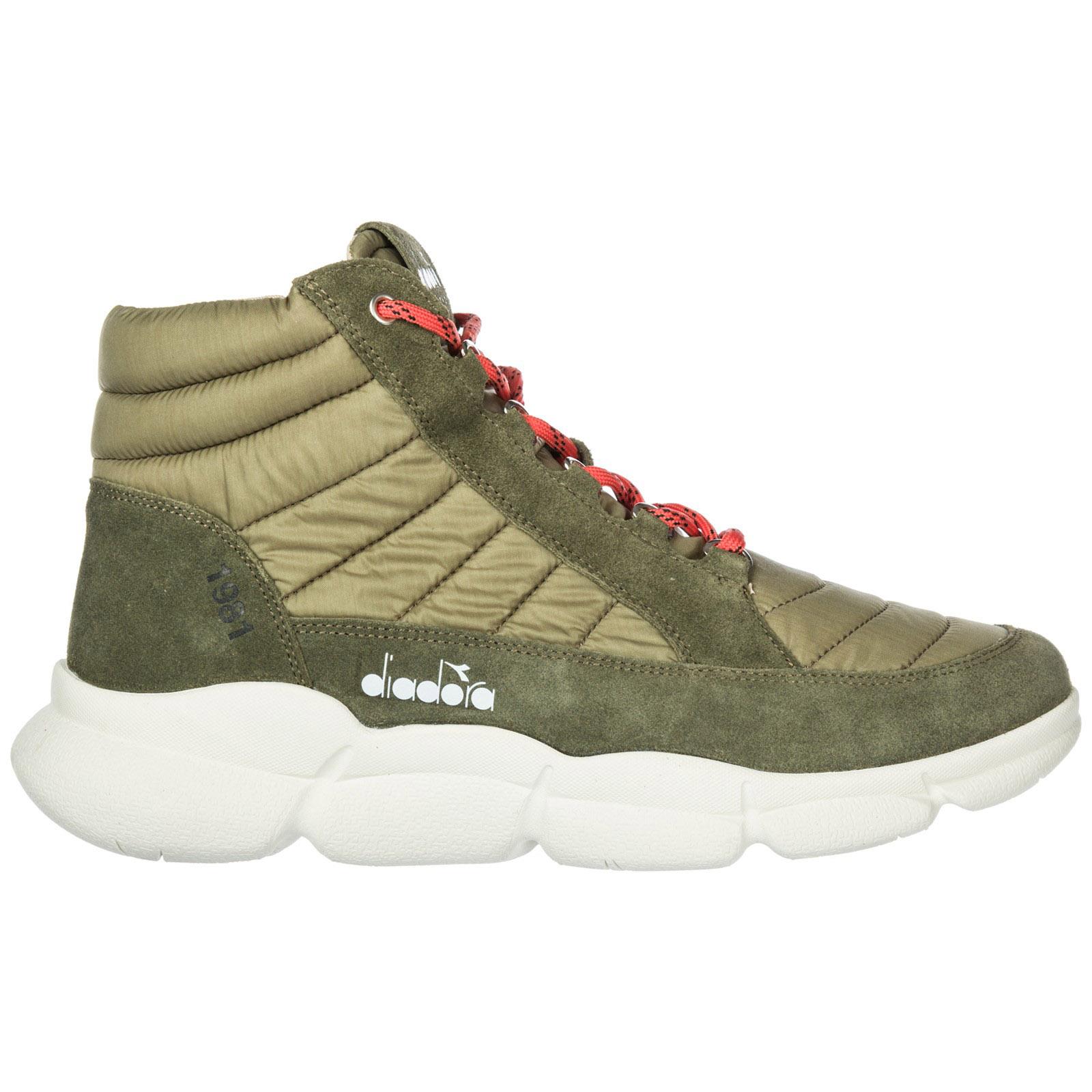 Scarpe sneakers alte uomo booth h