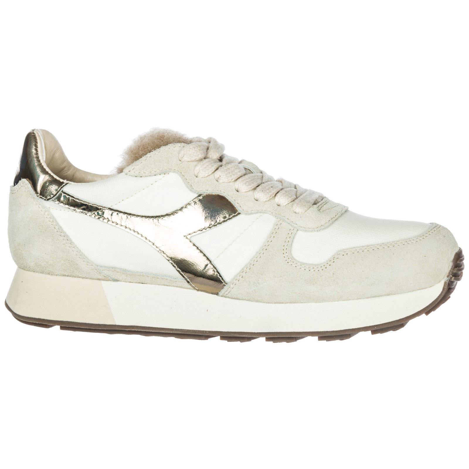 Beige 173894 Diadora Heritage 201 Sneakers Fog wx8Y71qng