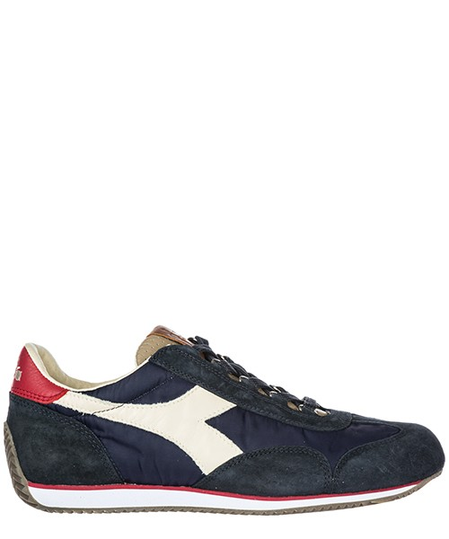Turnschuhe Diadora Heritage Equipe ITA 201.170645 blue night / bone brown