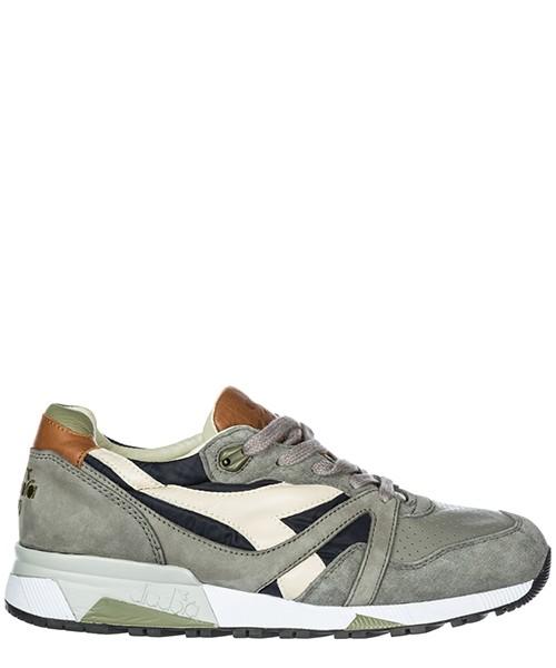 Sneakers Diadora Heritage 201172782 coal / bone brown