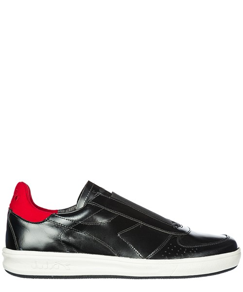 Scarpe slip on Diadora Heritage 201.172786 black / ferrari red