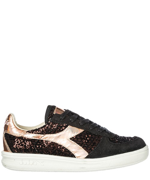 Sneaker Diadora Heritage 201.173883 black / silver