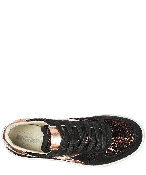 Scarpe sneakers donna in pelle b. elite secondary image