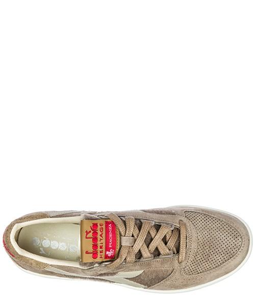 Scarpe sneakers uomo camoscio b elite secondary image