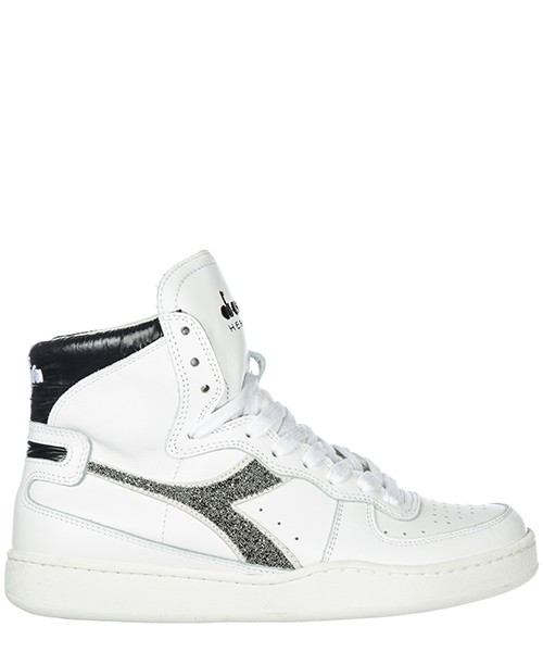 High top sneakers Diadora Heritage 201.173889 bianco