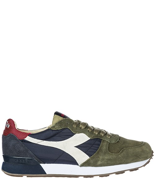 Sneakers Diadora Heritage 201.173895 burnt olive / blue nights