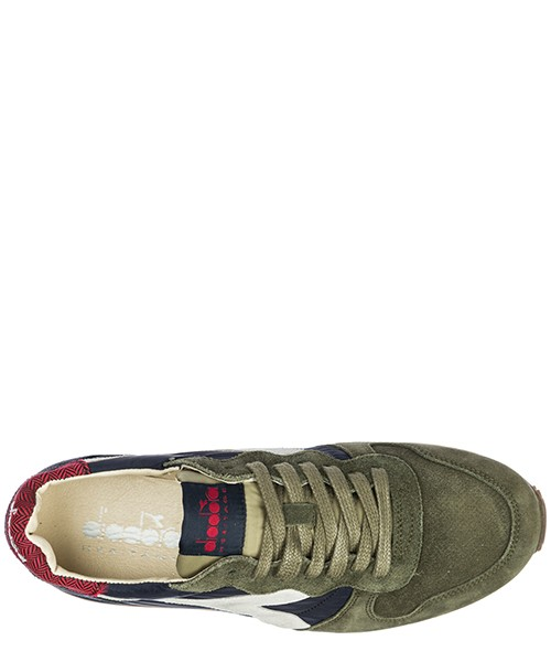 Scarpe sneakers uomo camoscio camaro h secondary image