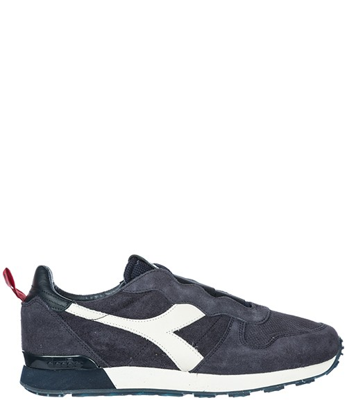 Men's suede slip on sneakers  camaro h