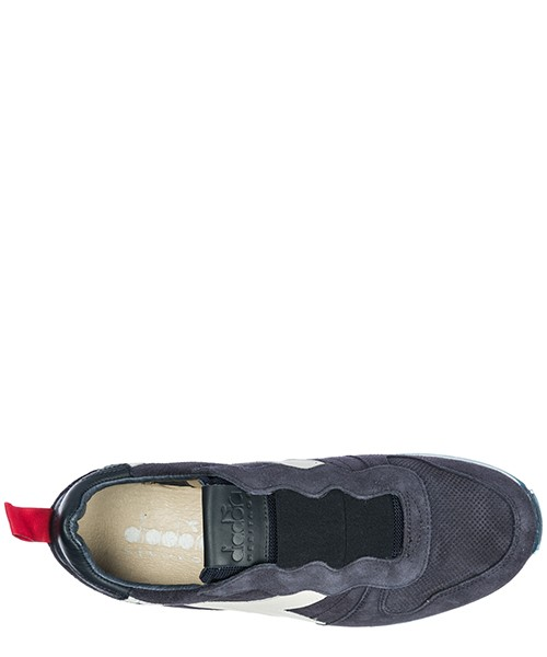 Men's suede slip on sneakers  camaro h secondary image