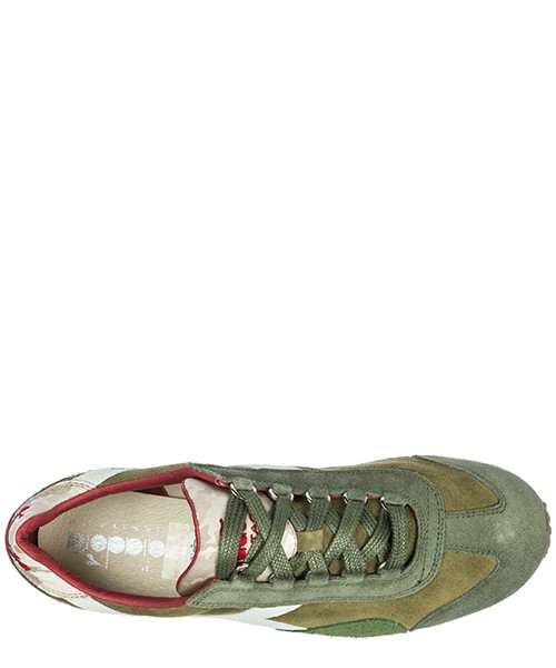 Scarpe sneakers uomo camoscio equipe evo secondary image