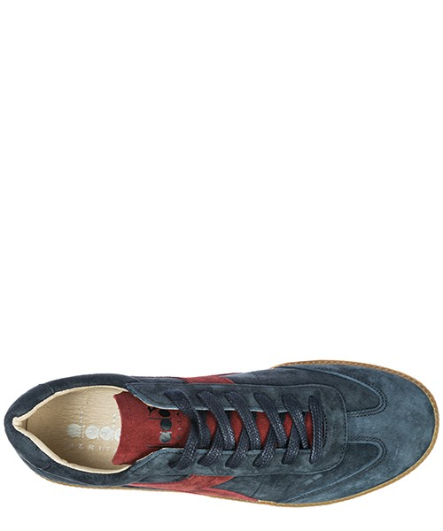 Men's shoes suede trainers sneakers football 80 s core 3 evo secondary image
