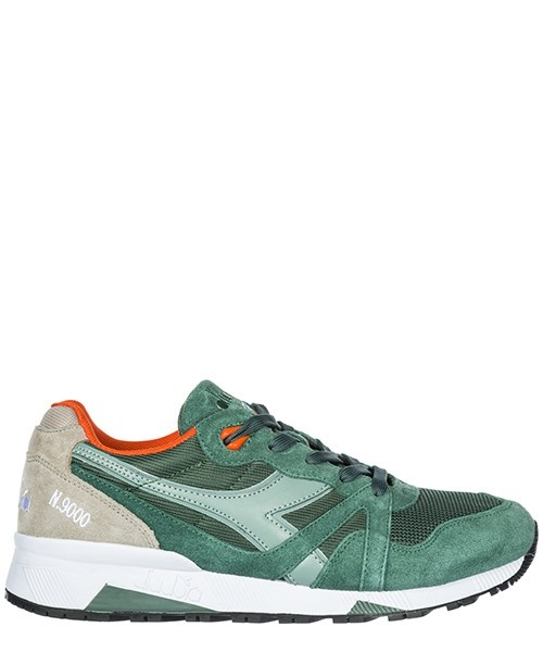 Turnschuhe Diadora Heritage 501.171853 dark forest / chinois green