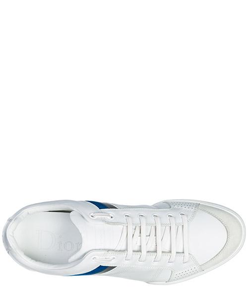 Zapatos zapatillas de deporte hombres en piel secondary image