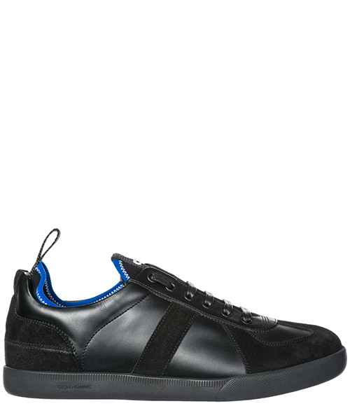 Lace up shoes Dior 3SN218XNT nero