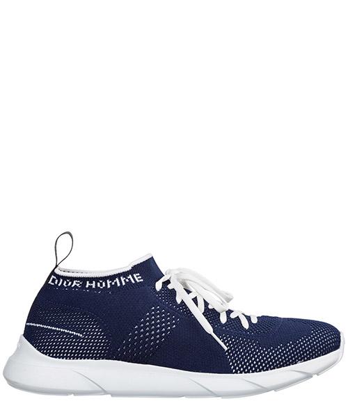 Кроссовки Dior 3sn232yae blu