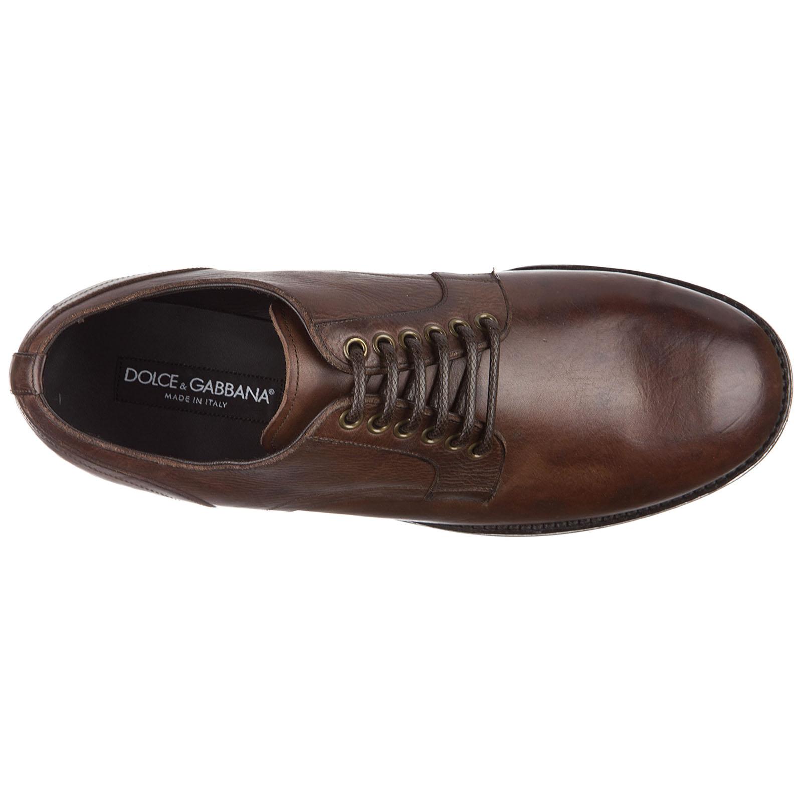 Clásico zapatos de cordones hombres en piel derby giorgione stone wash