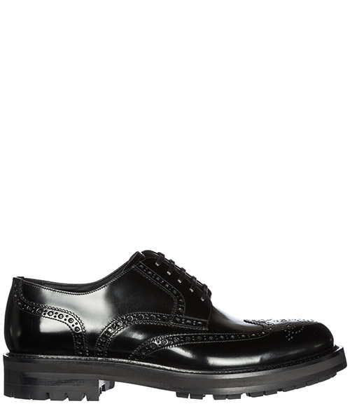 Lace up shoes Dolce&Gabbana - A10352A120380999 nero