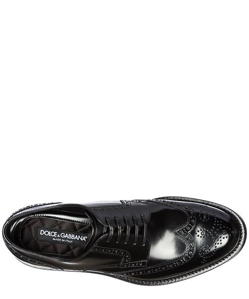 Clásico zapatos de cordones hombres en piel derby secondary image
