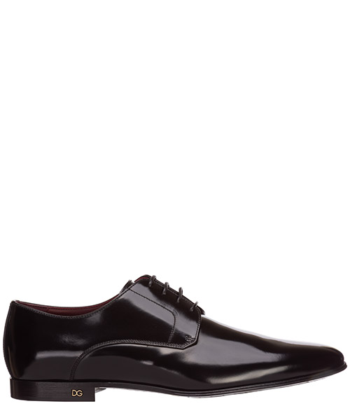 Lace-up shoes Dolce&Gabbana positano A10465A120380999 nero